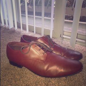 HM Men's Lace Up Dress Shoes